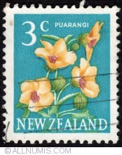 Image #1 of 3¢ 1967 - Puarangi