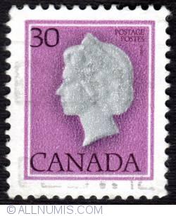 Imaginea #1 a 30¢ Queen Elizabeth II 1982