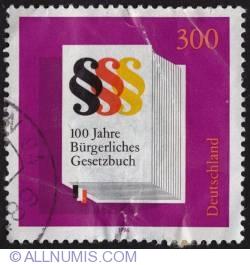 Image #1 of 300 100th Burgerliches Gesetzbuch 1996