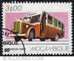 Imaginea #1 a 3$00 Bus 1980