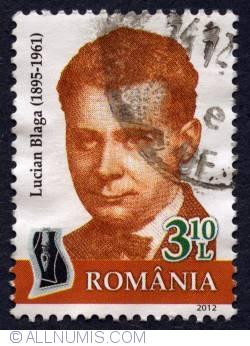 3,10 Lei 2012-Lucian Blaga ( 1895-1961)