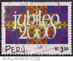 Image #1 of 3,20 Peru jubilee 2000