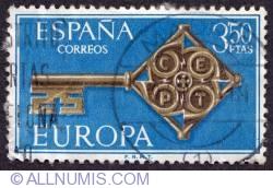 Image #1 of 3.50 Pesetas - Key with CEPT