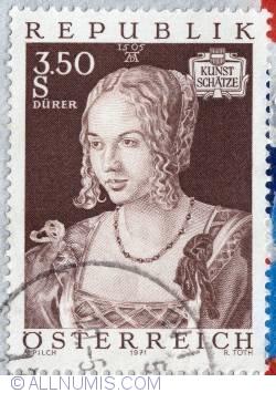 Image #1 of 3,50s Young Venetian Woman 1971