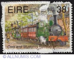 Image #1 of 38 Cork and Muskerry Railway 1995