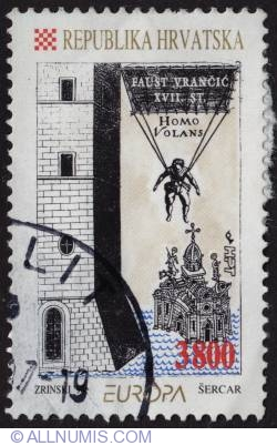 3800 Hrd Faust Vrancic-Homo volans 1994