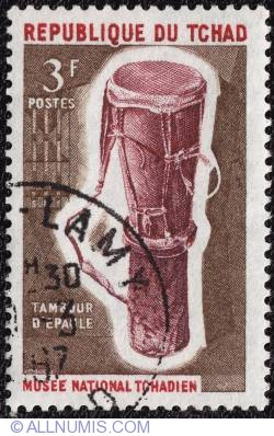 Image #1 of 3f Tambour d épaule 1965