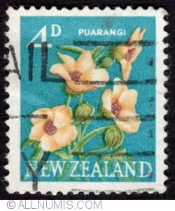 Image #1 of 4 D 1960 - Puarangi