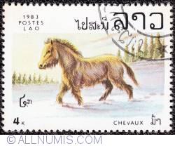Image #1 of 4 k Horse 1983