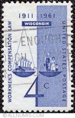 Image #1 of 4¢ Workmen's compensation law 1961