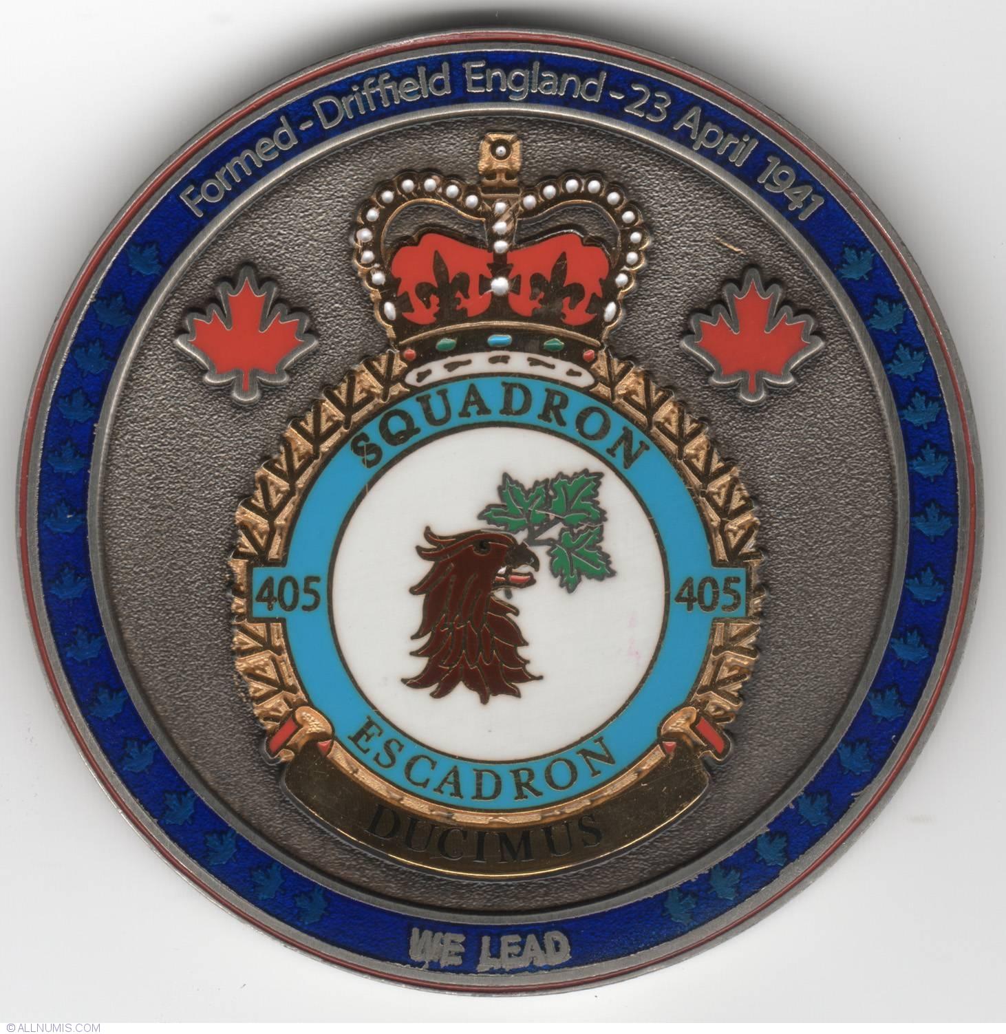 No. 405 Squadron RCAF
