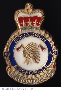 Imaginea #1 a 421 Squadron 1980