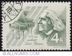 4ft Franz Liszt 1986