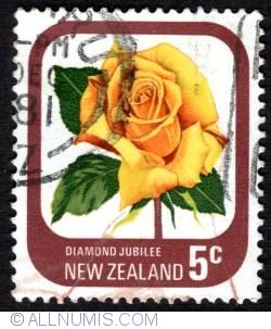 Image #1 of 5¢ 1975 - Diamond Jubile