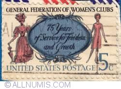 Image #1 of 5¢ Women of 1890 & 1966