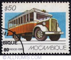 Image #1 of $50 Bus 1980