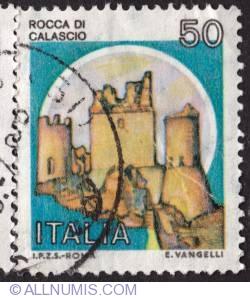 Image #1 of 50 Lire 1980 - Rocca di Calascio
