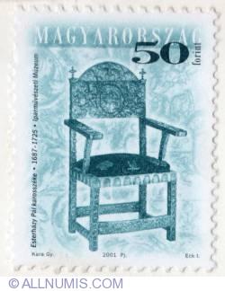 Imaginea #1 a 50Ft Esterházy-Chair-Iparművészeti 2001
