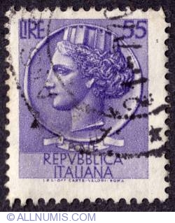 Image #1 of 55 Lire 1952