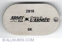 Image #1 of Army run 5K 2010