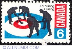 Imaginea #1 a 6¢ Curling 1969