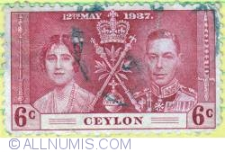 Image #1 of 6c George VI coronation 1937