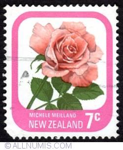 7¢ 1975 - Michele Meilland