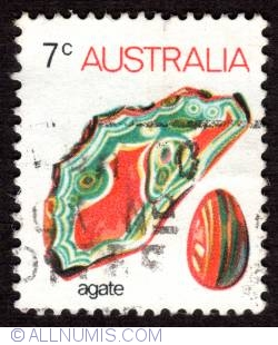 Image #1 of 7 Cents - Agate