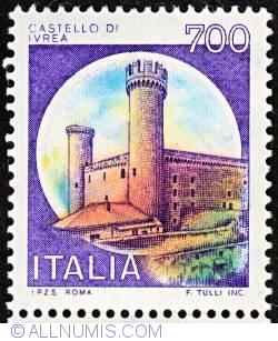 Image #1 of 700L 1989 -  Castillo di Ivrea