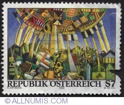 Image #1 of 7s Modern art in Austria-Power station 1996