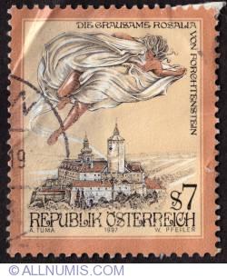 Image #1 of 7s Terrible Rosalia of Forchtenstein/Burgenland 1997