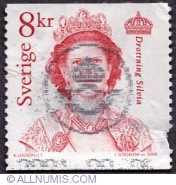 Image #1 of 8 kr Queen Silvia 2000