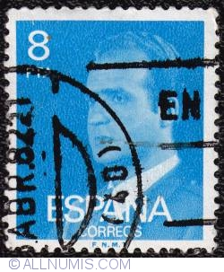 Image #1 of 8 ptas King Juan Carlos I