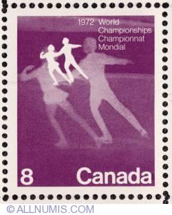 Imaginea #1 a 8¢ World Championships 1972