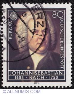 Image #1 of 80 Johann Sebastian Bach 1985