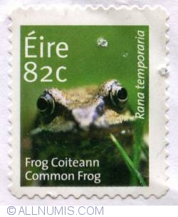 Imaginea #1 a .82c 2012 - Comman Frog