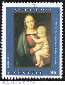 Image #1 of 95f La Madone du Grand Duc 1992