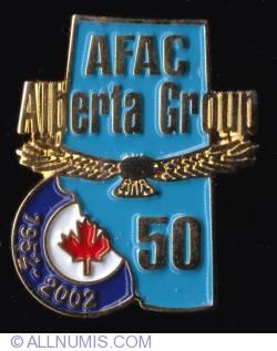 Imaginea #1 a AFAC Alberta group 50th 2002