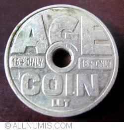 Age coin - LBT 16+
