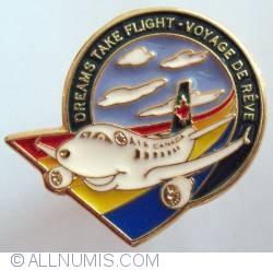 Imaginea #1 a Air Canada dream flight 2006
