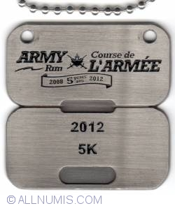 Image #1 of Army run 5K 2012