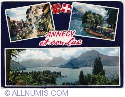 Image #1 of Annecy - City and the lake