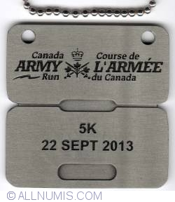 Image #1 of Army Run 5K 2013