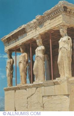 Athen-The Caryatids-2002