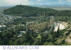 Athens-Odeum of the Herodes Atticus-2002