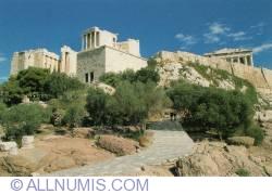 Athens - Propylaea
