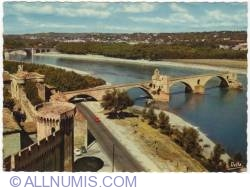 Image #1 of Avignon - Saint-Bénézet bridge (1973)