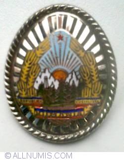 Image #1 of Badge Socialist Republic of Romania