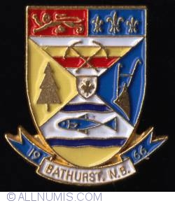 Bathurst-coat of arms 1966