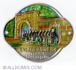 Image #1 of Berchtesgaden salzbergwerk